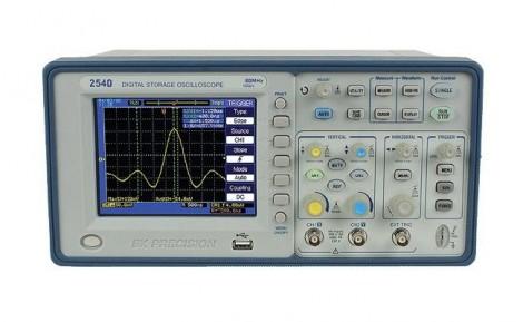 BK Precision 2542 B - Цифровые запоминающие осциллографы