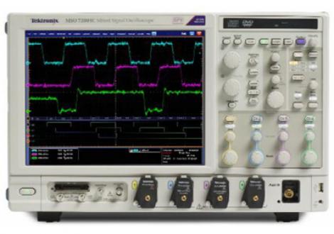 Tektronix MSO71254C - Цифровой осциллограф