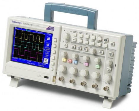 Tektronix TDS 2024 C - Цифровой запоминающий осциллограф