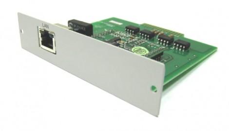 Опция LAN для  АКИП-130х, АКИП