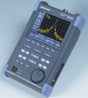 Micronix MSA458 - Анализатор спектра, 50 кГц – 8,5 ГГц.