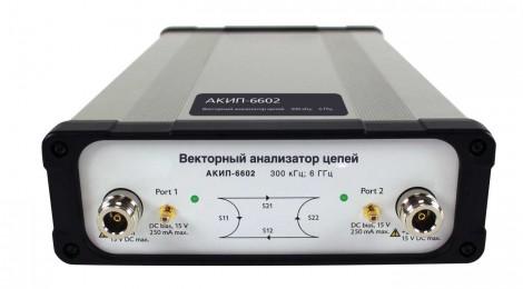 АКИП-6602 - Анализатор цепей