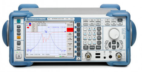 Rohde&Schwarz ZVL - Векторные анализаторы электрических цепей