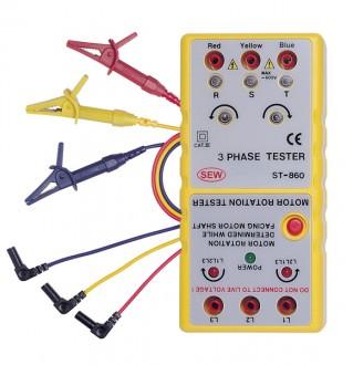 ST-860 - Измеритель порядка чередования фаз, Sew