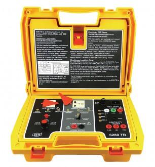 6280 TB - Измеритель параметров электробезопасности, Sew