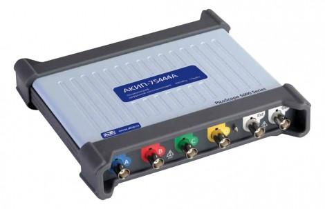 АКИП-75242B - Цифровой запоминающий USB-осциллограф