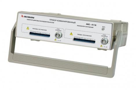 АКС-4116 - Прибор USB комбинированный (ЛА+ГП), Актаком