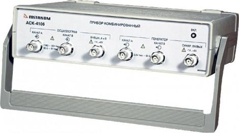 АСК-4106 - Прибор комбинированный, Актаком