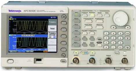 AFG3022C - Универсальный генератор сигналов, Tektronix