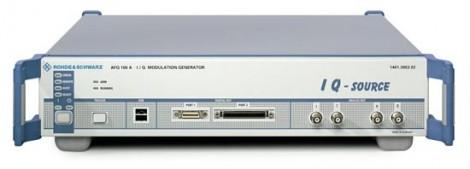 Rohde&Schwarz AFQ 100 A – Генератор сигналов I/Q-модуляции