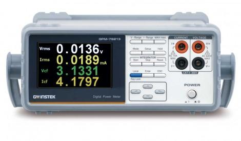 GPM-78213 - Измеритель электрической мощности цифровой, GW Instek