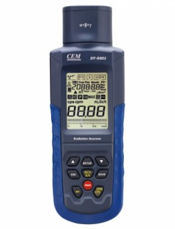 DT-9501 - Сканер радиации, дозиметр, CEM
