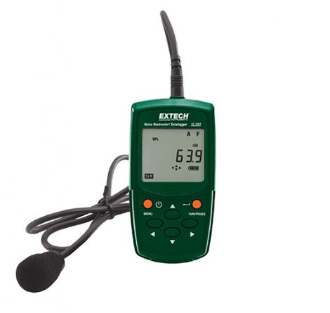 Extech SL 355 - Персональный дозиметр шума/регистратор данных