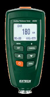 Extech CG204 - Измеритель толщины покрытий