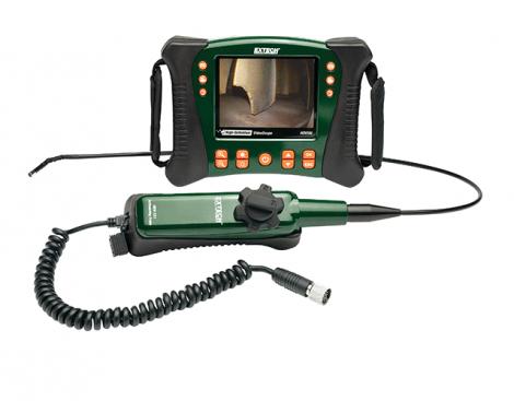 Extech HDV640 - Поворотный видеоэндоскоп (бороскоп) высокой степени разрешения