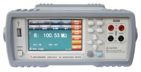 АММ - 6015 - Микроомметр