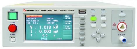 АММ-2093 - Высоковольтный тестер изоляции, Актаком