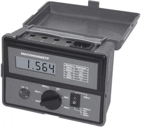АМ-6000 - Миллиомметр цифровой, Актаком