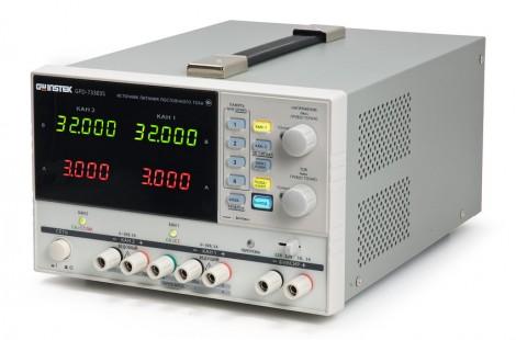 GPD-73303D - Многоканальный линейный источник постоянного тока, GW Instek