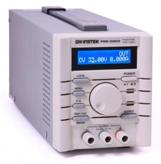 PSS-3203/RS - Программируемый линейный источник питания, GW Instek