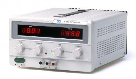 GPR-76030D - Источник питания постоянного тока, GW Instek