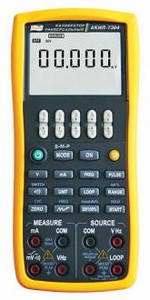 АКИП 7304 - Калибратор промышленных процессов