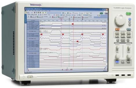 Tektronix TLA6401 - Логический анализатор