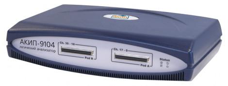 АКИП-9104-1 - Логический анализатор USB