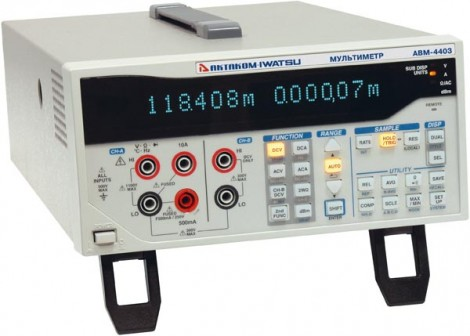 АВМ - 4403 Мультиметр