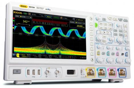Rigol MSO7054 - Цифровой осциллограф