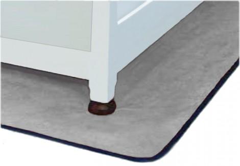 Aaronia Grounding Mats - Мат напольный, экранирующий (100 дБ), 1,3x2,3 м.