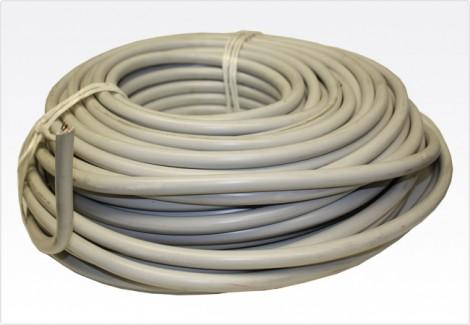 Aaronia Elite2 in wall cable (3 wire) - Кабель для монтирования в стену, трёхжильный