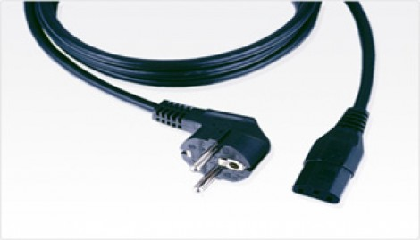 Aaronia Elite2 IEC mains cable - Экранированный сетевой кабель