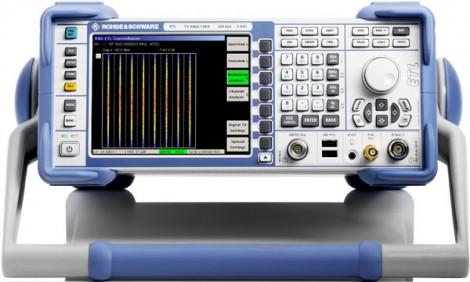 Rohde&Schwarz ETL – Универсальный комбинированный анализатор ТВ сигналов и спектра
