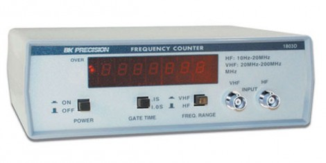 BK Precision 1803 D - Частотомер