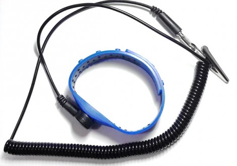 АНТ-5165 - Браслет антистатический силиконовый, Актаком
