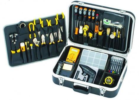 АНТ-5066 - Набор инструментов профессиональный из 76 предметов, Актаком