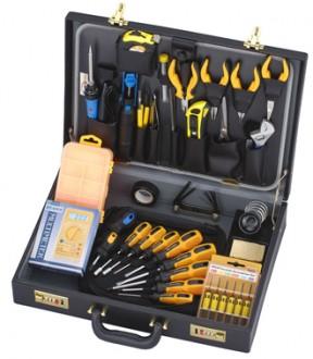 АНТ-5044 - Набор инструментов профессиональный из 44 предметов, Актаком