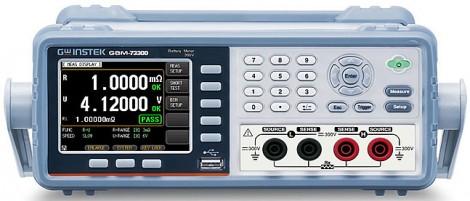 GBM-73300 - Тестер батарей, GW Instek