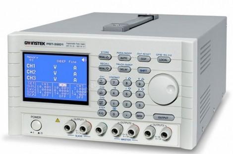 PST-3201 - Программируемый линейный источник питания, GW Instek