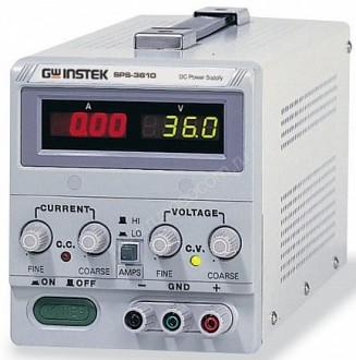 GPS-73030D - Источник питания постоянного тока, GW Instek