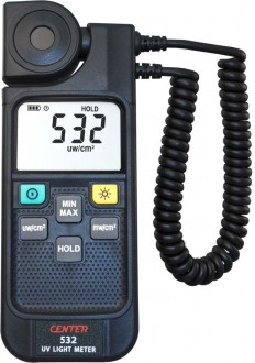 CENTER 532 - Измеритель ультрафиолетового излучения