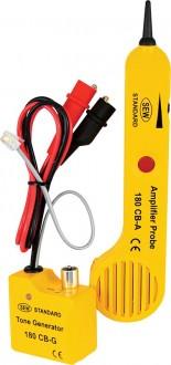 180 CB - Комплект: измерительный генератор 180 CB-G и пробник-усилитель 180 CB-A, Sew
