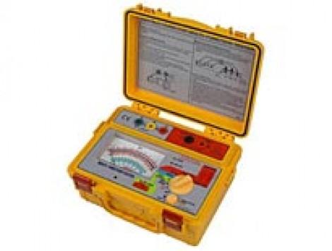 4167 MF - Измеритель параметров электробезопасности, Sew