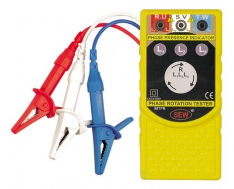 887 PR - Измеритель параметров электрических сетей, Sew