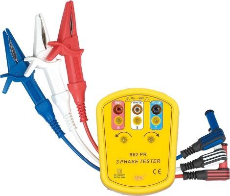 863 PR - Измеритель порядка чередования фаз, Sew
