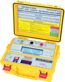 4126 NA - Многофункциональный анализатор электрических цепей, Sew