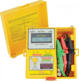 2811 LP - Анализатор электрических цепей, Sew