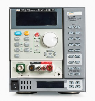 АКИП-1302 - Нагрузка электронная