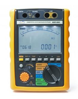 АКИП-8602/1 - Измеритель сопротивления изоляции